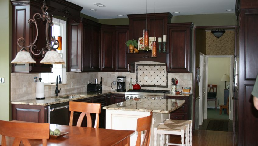 custom kitchen cabinetry in harleysville, pa