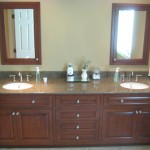 custom master bathroom vanity - blue bell, pa