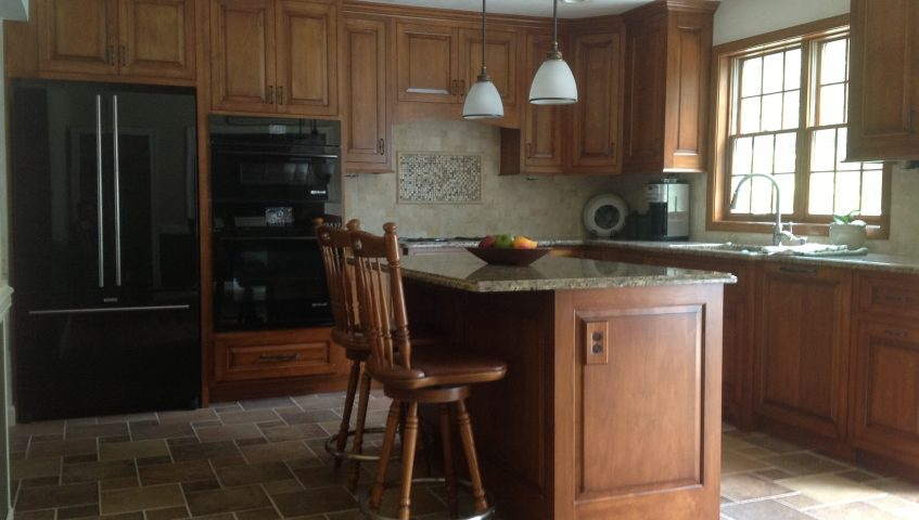 Custom Kitchen in Blue Bell, Pa